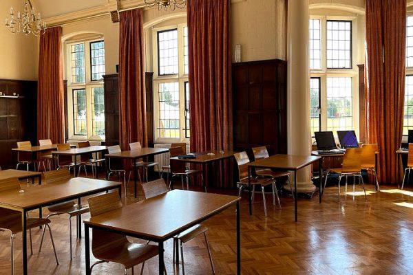 UK Boarding School Classroom